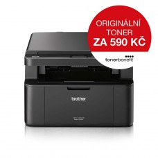 Brother DCP-1622WE TONER BENEFIT tiskárna GDI/kopírka/skener, USB, WiFi - DCP1622WEYJ1