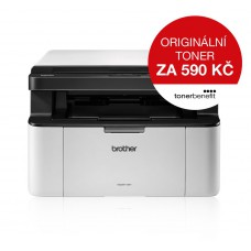 Brother DCP-1623WE TONER BENEFIT tiskárna GDI/kopírka/skener, USB, WiFi - DCP1623WEYJ1